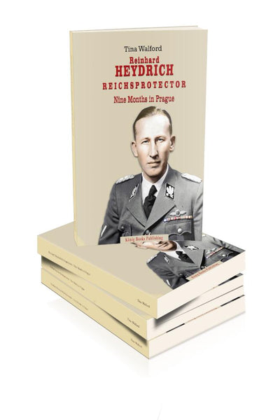 Reinhard HEYDRICH: Reichsprotector (English Text) - Konig Books