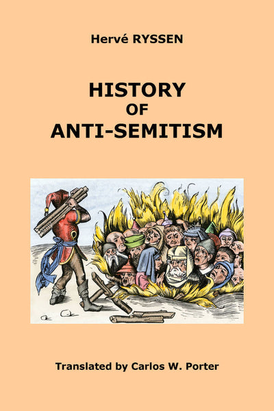 History of Anti-Semitism - Konig Books