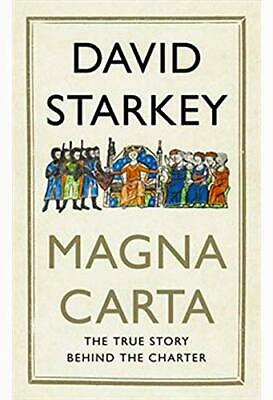 Magna Carta by David Starkey