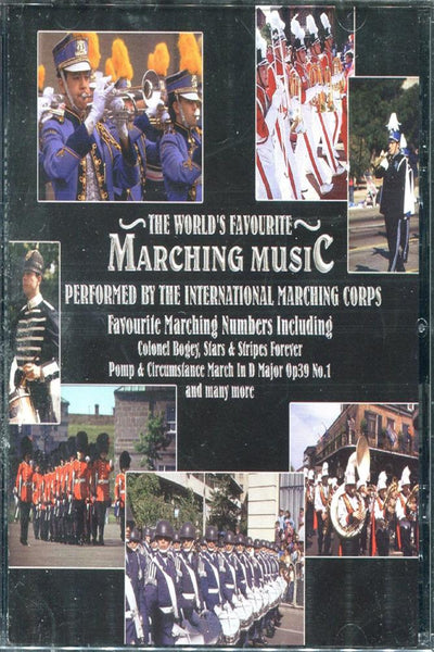 Worlds Favourite Marching Music CD