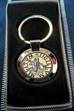 Knights Templar Military Seal Key Ring, Presentation Gift-Boxed, Sigillum Militum - Konig Books
