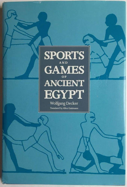 Sports and Games of Ancient Egypt - Konig Books