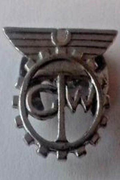 TGW Trade Union Badge Transport and General Workers Union - Konig Books