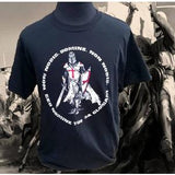 Knights Templar T Shirts - Konig Books