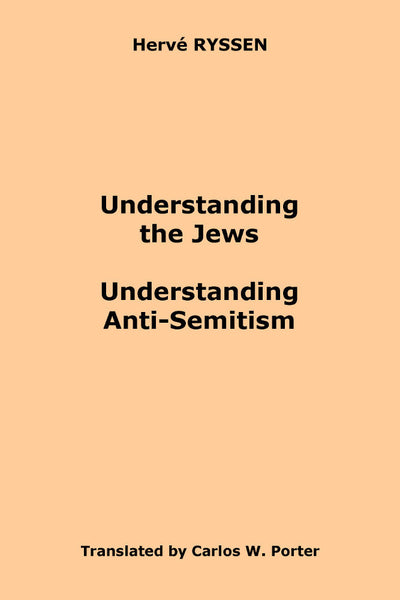 Understanding the Jews, Understanding Anti-Semitism - Konig Books
