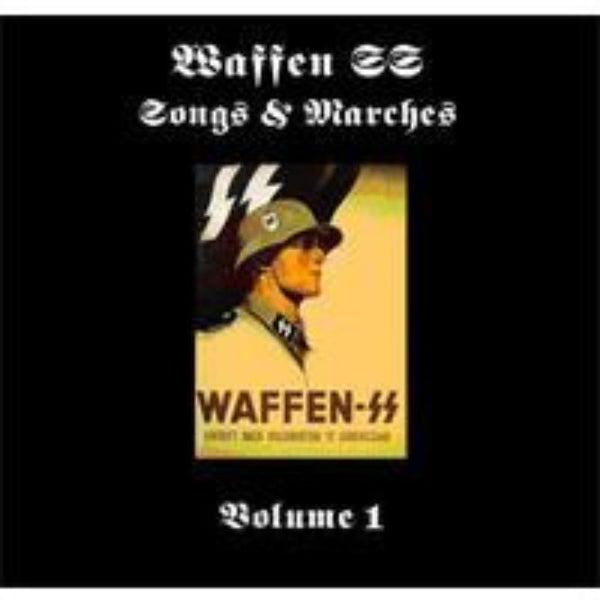 Waffen-SS Songs and Marches Vol. 1 Music CD - Konig Books