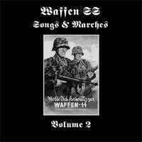 Waffen SS Songs and Marches Vol 2 Music CD