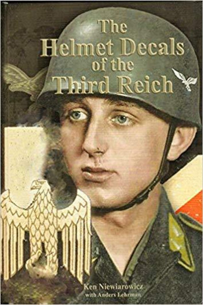 Helmet Decals of the Third Reich - Konig Books