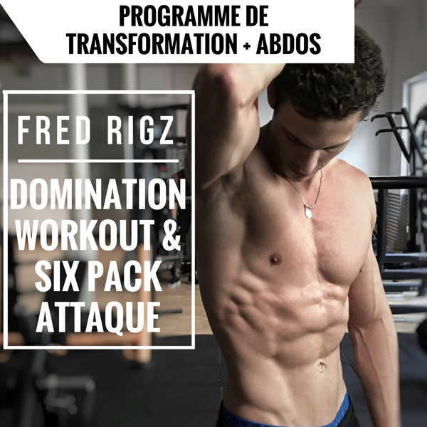 DOMINATION WORKOUT & SIX PACK ATTAQUE