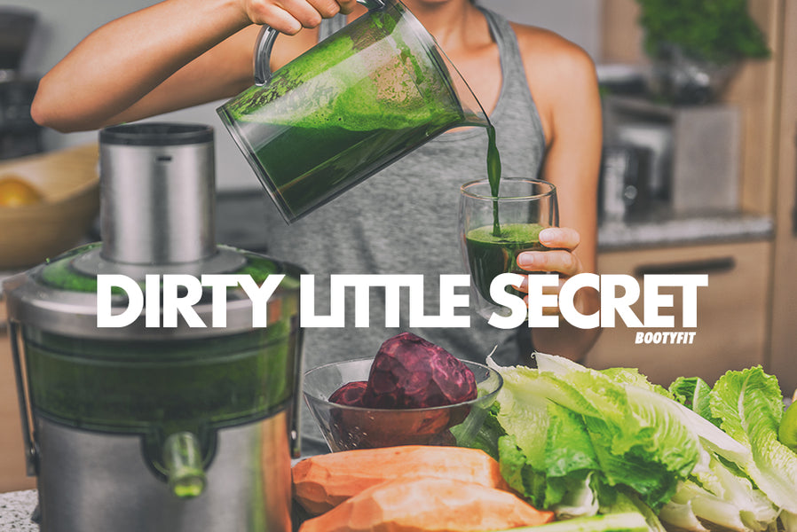 The $100,000,000 detox trend with a dirty little secret!