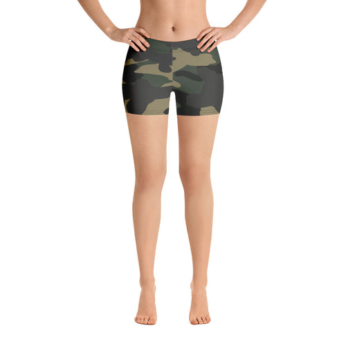 Soldier Girl Booty Shorts By Bootyfit™️