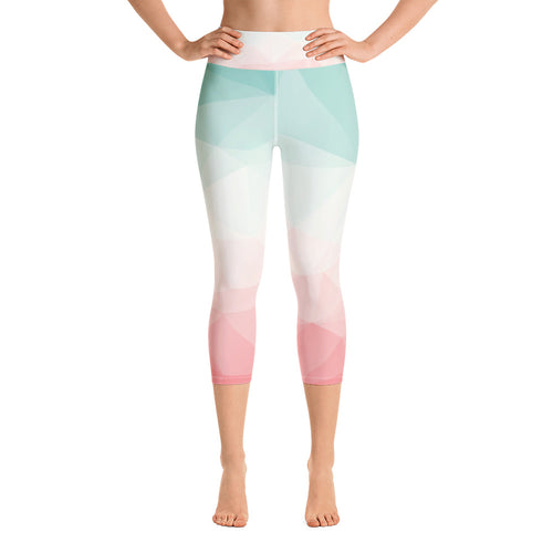 Ibiza Love Capri Leggings By BootyFit™️