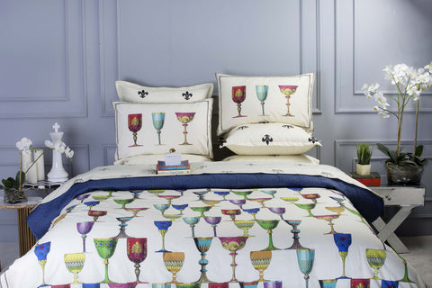 Bed Sheet-Chalice