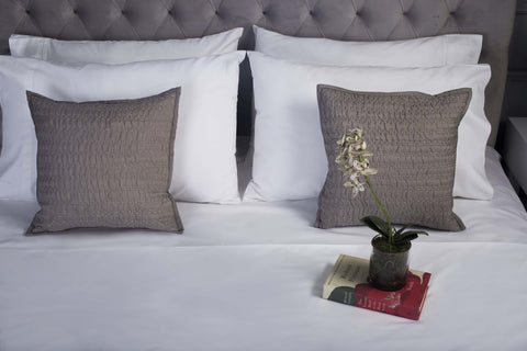 Bed Sheet-White