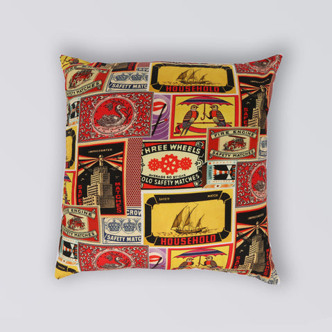CUSHION FIRE ENGINE