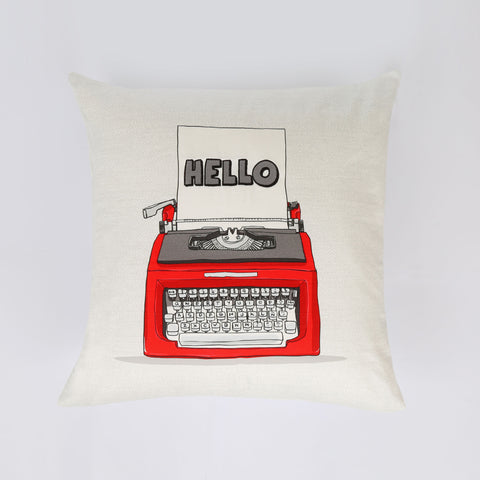 CUSHION TYPEWRITTER