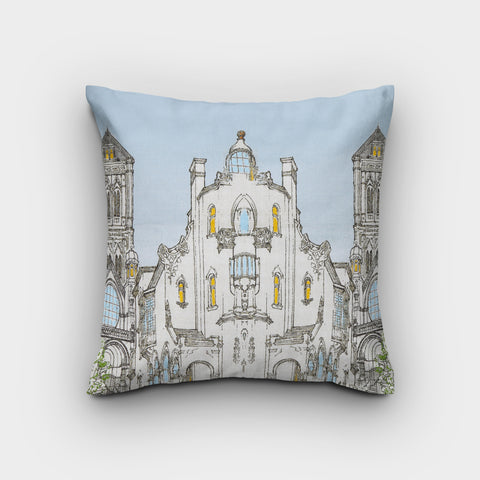 Cushion Cityscape