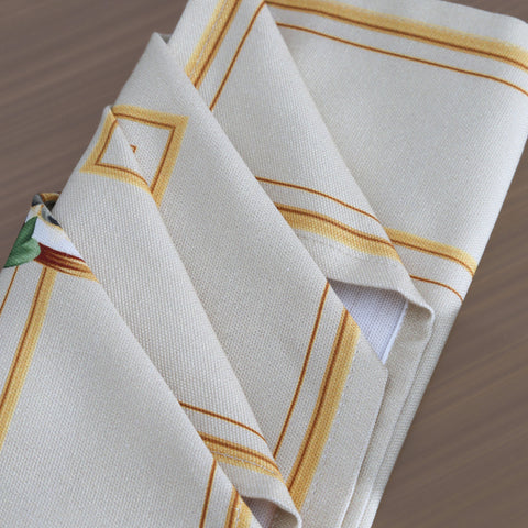 Napkins French Ornamental