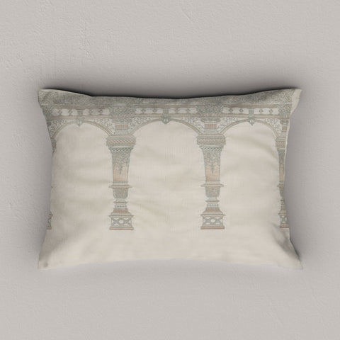 Cushion Ornate Cream