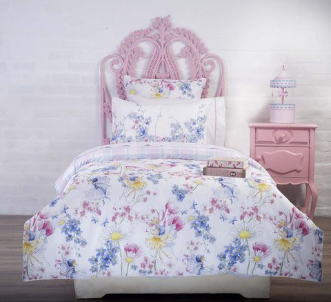 Duvet Cover-Fairy Land