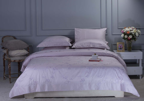 Duvet Cover-Dove