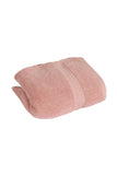 Bath Towel Solid Dyed-Pink