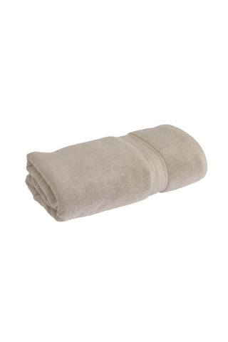Hand Towel Solid Dyed-Beige