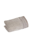 Hand Towel Yarn Dyed Jacquard -Grey