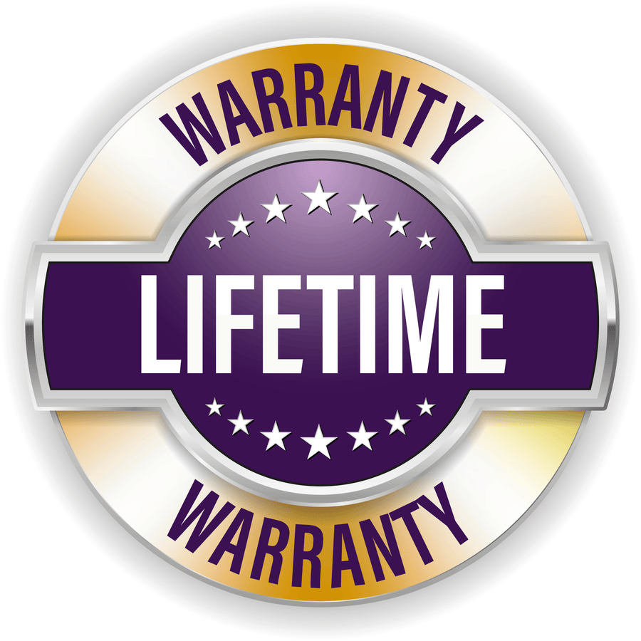 Lifetime Extended Warranty