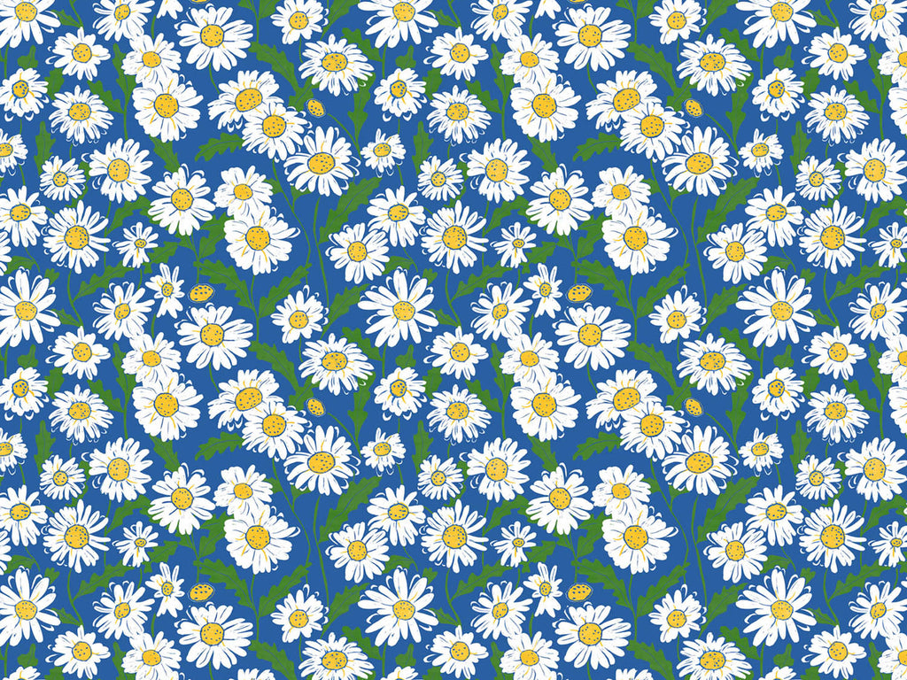 Daisies into a Pattern