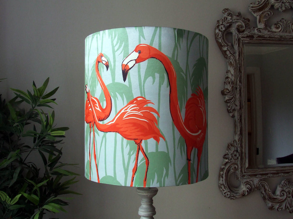 Lampshade with Impact!