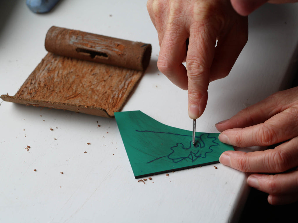 How to Make a Linocut