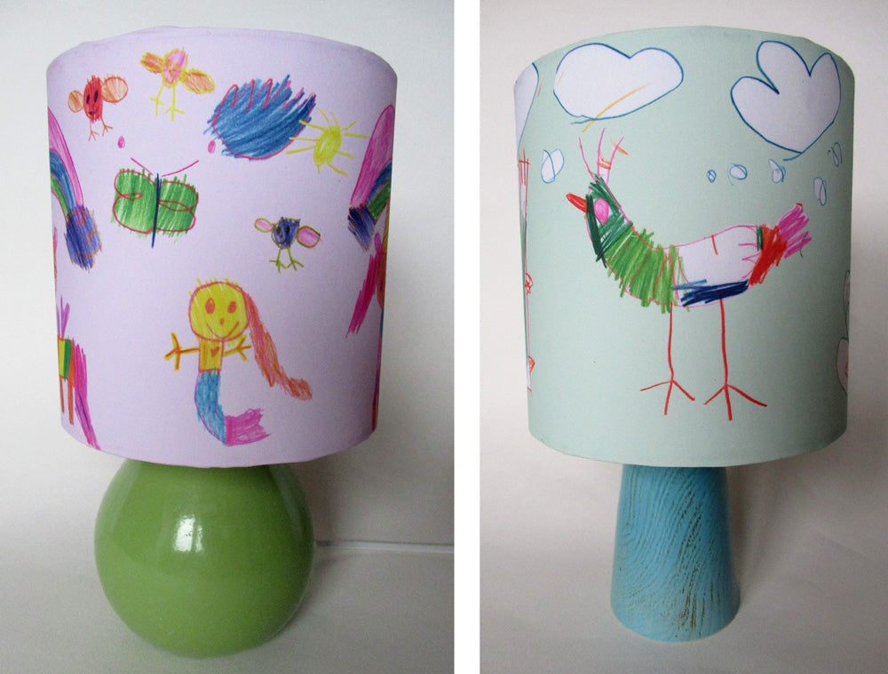 Design your own lampshade