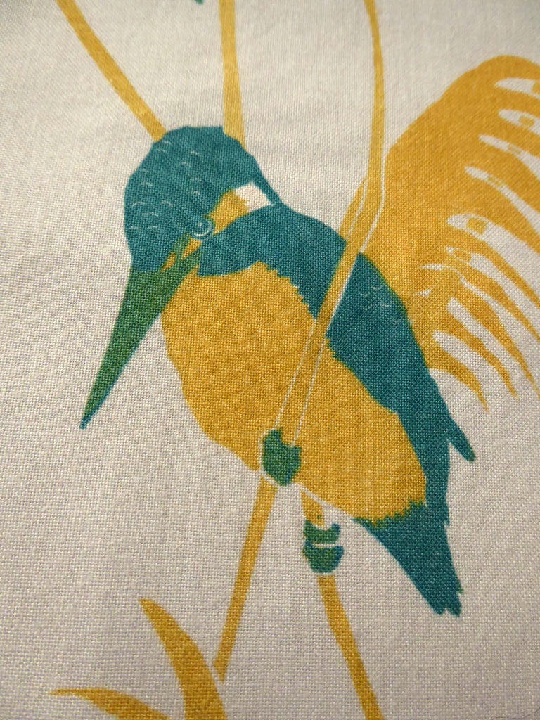 Kingfisher Fabric