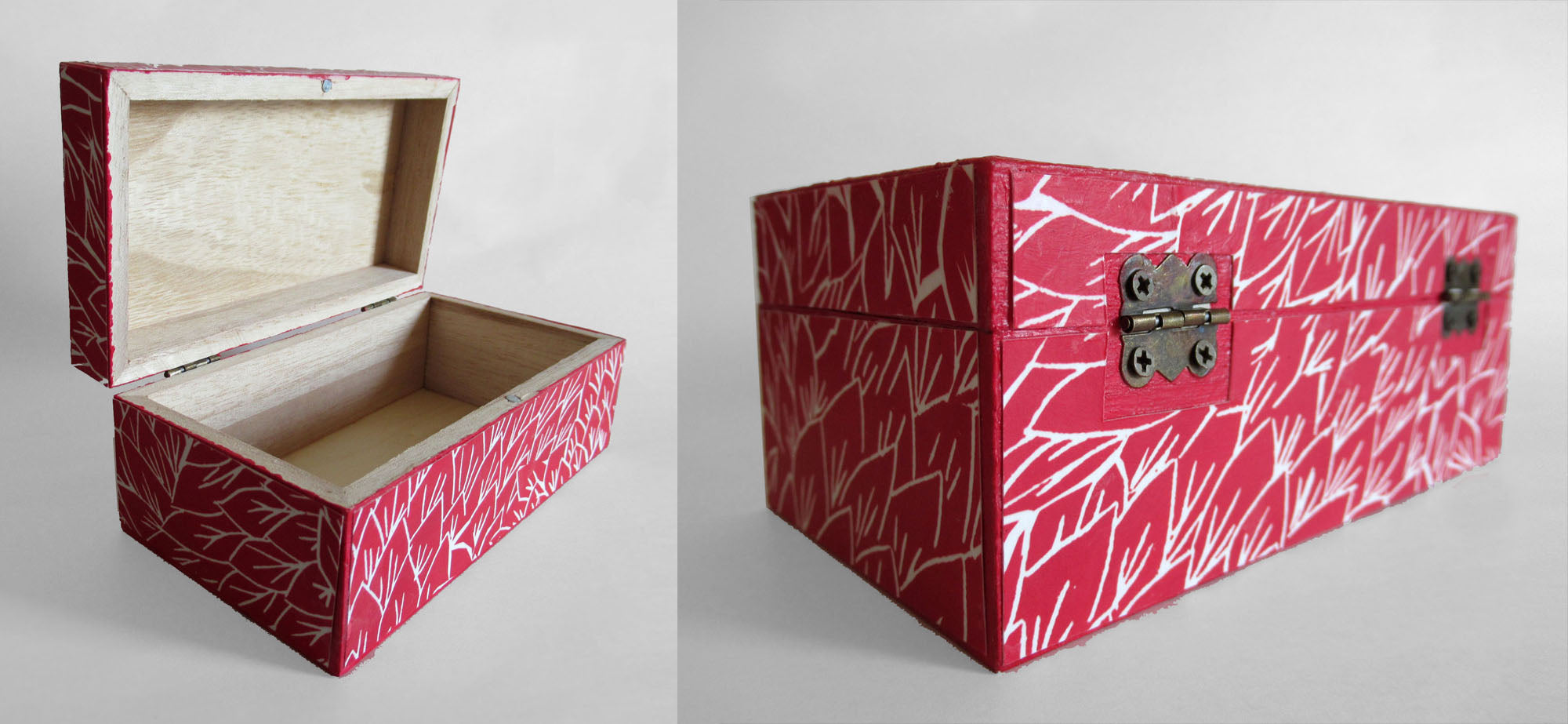 Easy to make decorative box