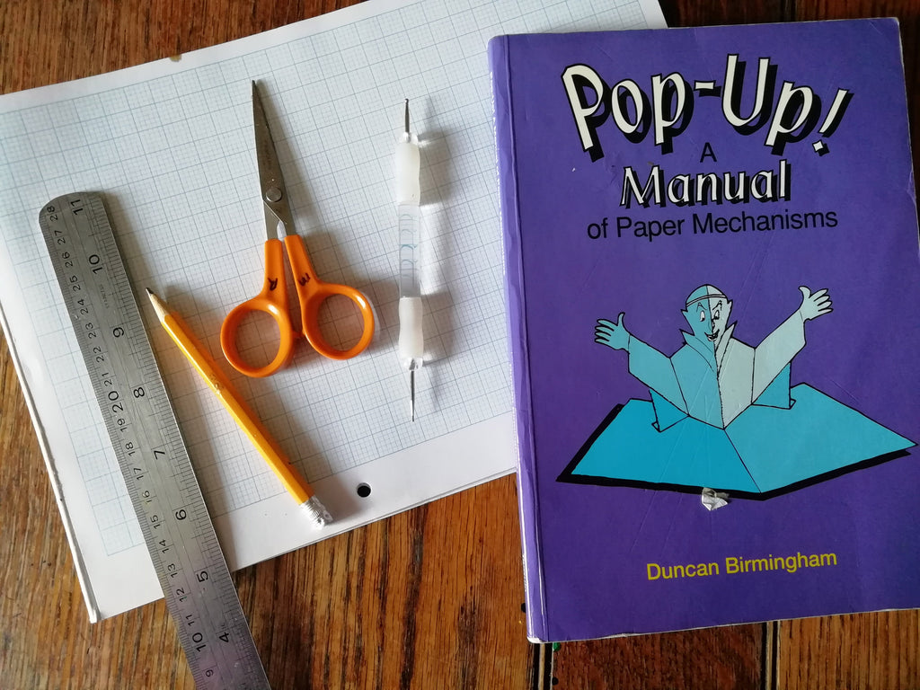 Pop Up Manual by Duncan Birmingham
