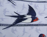 Swallows and Telephone Wire