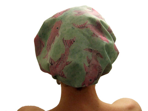 Free Shower Cap Tutorial