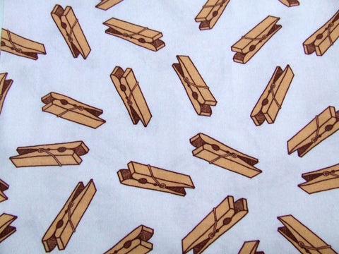 Clothes Peg Fabric