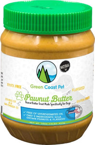 PAWNUT BUTTER DOG TREAT