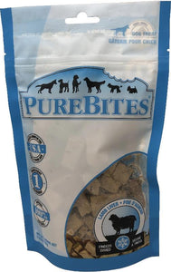 PUREBITES LAMB FREEZE DRIED DOG TREAT