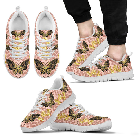 Magical Butterfly Lightweight Sneakers