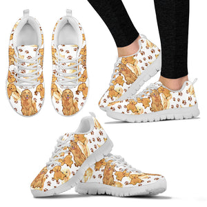 Golden Retriever Comfortable Sneakers