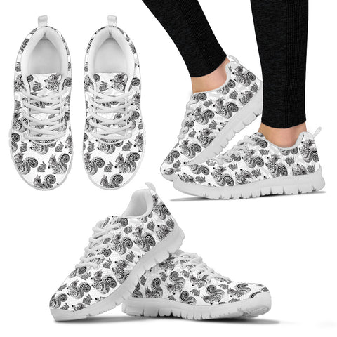 Image of Mandala Lightweight Mesh Sneakers