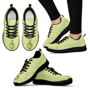 Music Lover Fashion Comfortable Women Sneakers