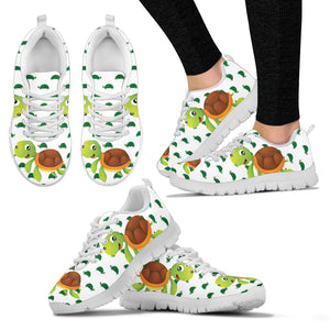 Turtle Breathable Mesh Sneakers