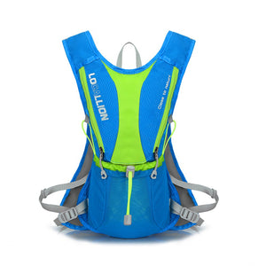 "B Line Life ""Top Speed 2.2"", 2 Liter  (70 oz) Running Hydration Pack  Lightweight Backpack (BPA Free) 2 Pack"