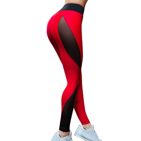 Harrington High Waist Yoga Pants