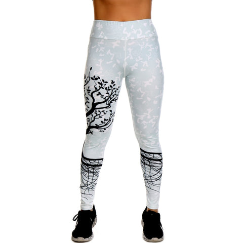 Briggington High Waist Leggings Stretchy