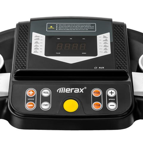 Image of Merax L510C Folding Electric Treadmill Motorized Running Machine